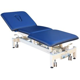 Solaris Three Section Ultrasound Echo Exam Couch
