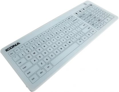 Icona Super Clean - Waterproof Keyboard 2