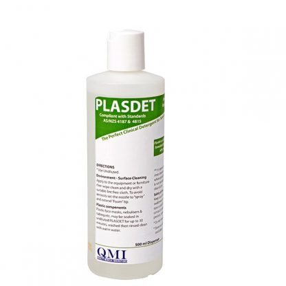 Plasdet 500ml Clinical Detergent Pour Top