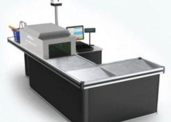 UV-C Cashier Desk